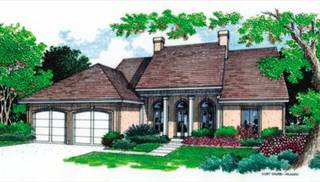 image of Elmhouse-1628 House Plan