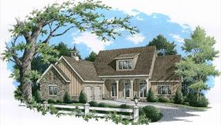 image of Bay Magnolia - 1632 House Plan