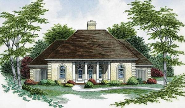 Madison Common-2010 House Plan