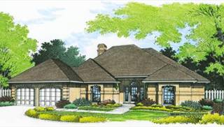 image of Chase Hilliard-2106 House Plan
