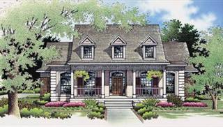 image of Carrolton-2107 House Plan