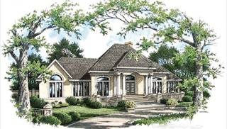 image of Grand Bay 2115 House Plan