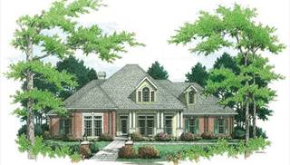 image of Corinth-2611 House Plan
