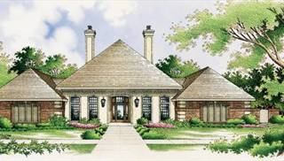 image of Canton-2704 House Plan