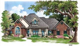 image of Magnolia Ridge-2708 House Plan