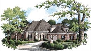 image of Augusta Hall - 2906 House Plan