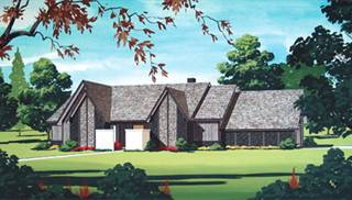 image of Starfield - 3100 House Plan