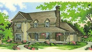 image of Victoria Place-3101 House Plan