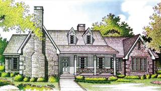 image of Mount Olive-3102 House Plan