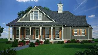 image of Oakland Park - 1520 House Plan