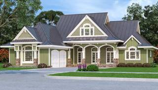 image of Ocean Springs - 2021 House Plan