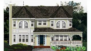 image of Victorian/Country Style House Plan