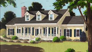 image of GREAT ONE STORY House Plan