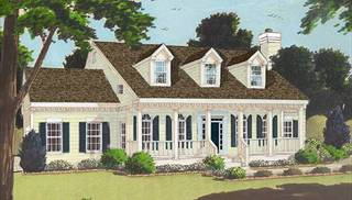 image of Countryside Serenity House Plan