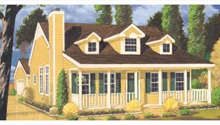 image of Country Charm House Plan