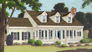 image of Country Living House Plan