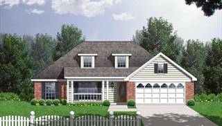 image of The Picket Fence House Plan