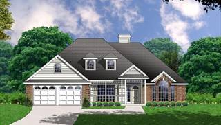 image of The Country Dream House Plan