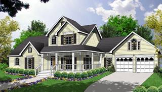 image of The Ranch House House Plan