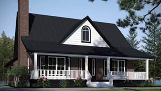 image of The Maybelle House Plan