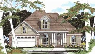 image of The Clarksville House Plan