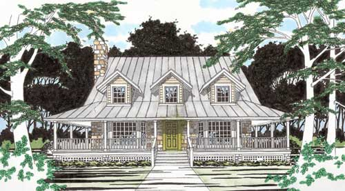 The Charlotte House Plan
