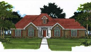 image of The Cambridge House Plan