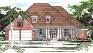 image of The Madisonville House Plan