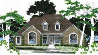 image of The Longview House Plan