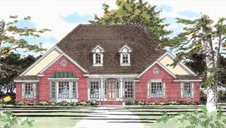 image of The Gainesville House Plan