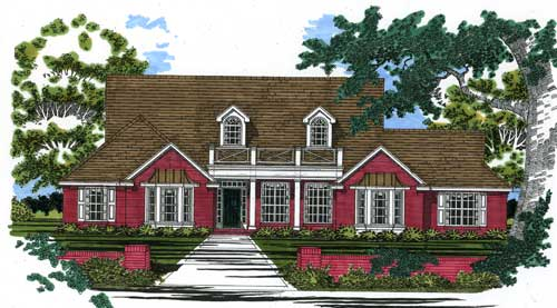 The Augusta House Plan