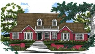 image of The Augusta House Plan