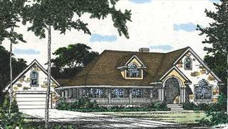 image of The Crockett House Plan
