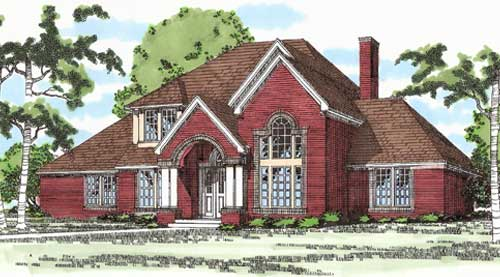 The Kristen House Plan