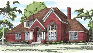 image of The Kristen House Plan