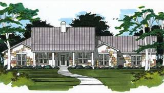 image of The Kerrville House Plan