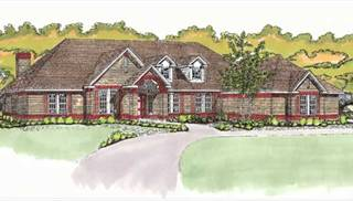 image of The Berry Creek House Plan