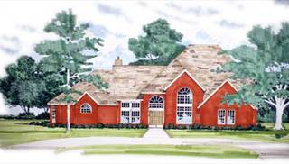 image of The Lewisville House Plan