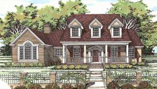 image of The Newcastle House Plan