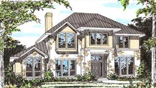 image of The Daytona Beach House Plan