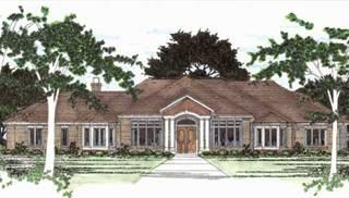 image of The Valdosta House Plan