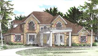 image of The Westchester House Plan