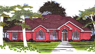 image of The Denison House Plan