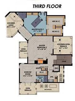 3rd Floor image of Featured House Plan: BHG - 7538