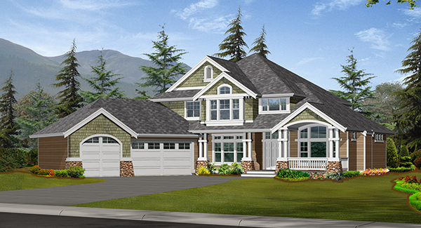Wolfeboro House Plan