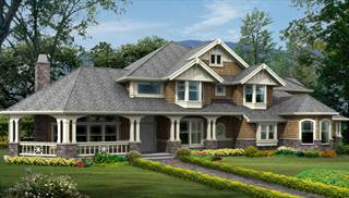 image of Cedar Falls House Plan