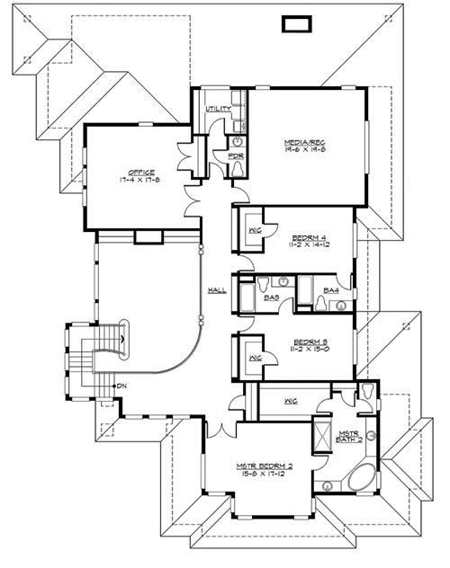 The House Designers Willowcrest