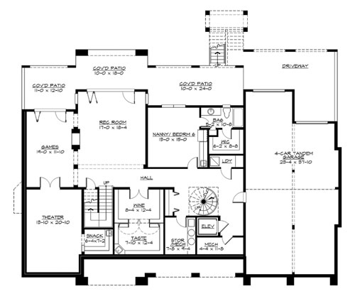 featured house plan bhg 3342