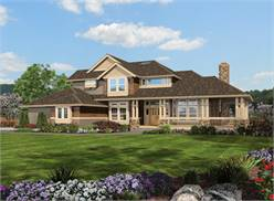 image of Chinook Falls House Plan