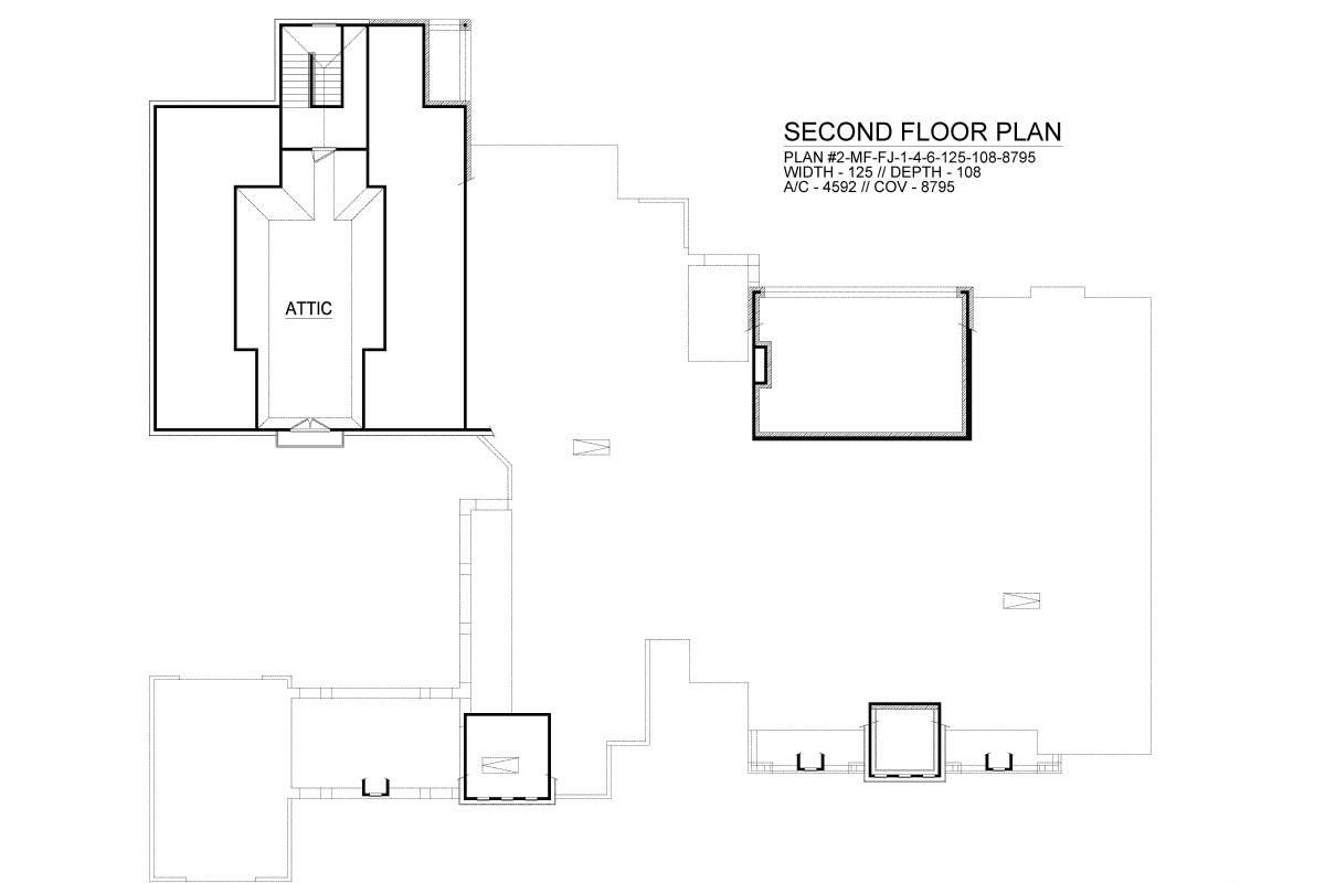 Bonus Plan image of Featured House Plan: BHG - 6200